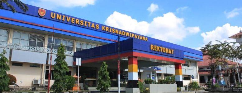 Biaya Kuliah Universitas Krisnadwipayana Bandung Tahun 2019/2020
