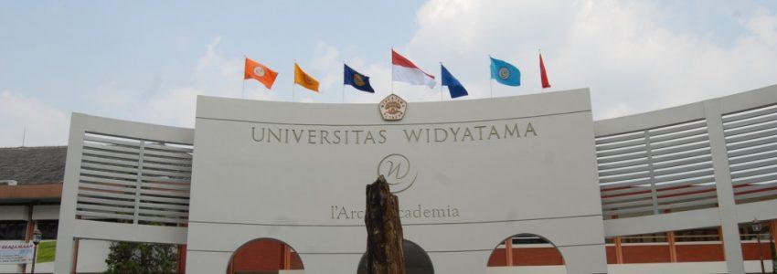 Pendaftaran Kelas Karyawan Universitas Wydiatama Bandung Tahun 2019/2020