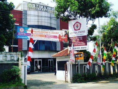Informasi Biaya Kuliah Sekolah Tinggi Manajemen IMMI Jakarta (STIMA IMMI) TA 2022/2023
