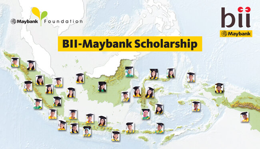 Program Beasiswa Penuh S1 dari Maybank Foundation