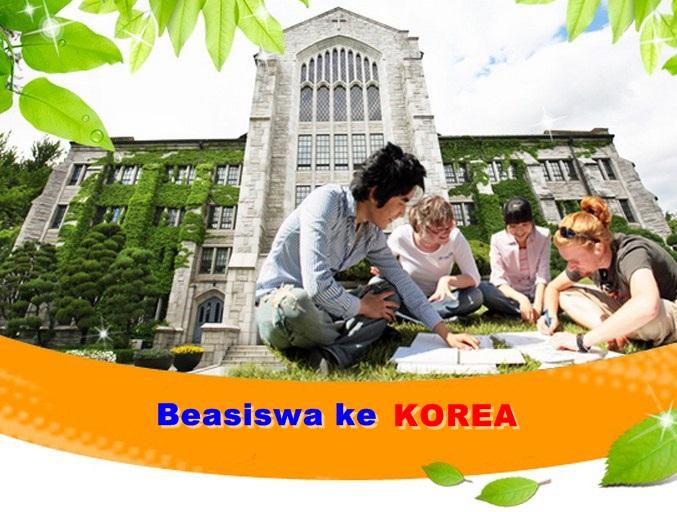 Daftar Lengkap Beasiswa Kuliah di Korea Selatan