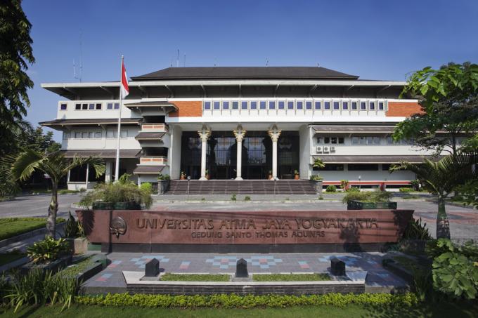 Pendaftaran S2 Universitas (UNIKA) Atma Jaya Yogyakarta 2017-2018
