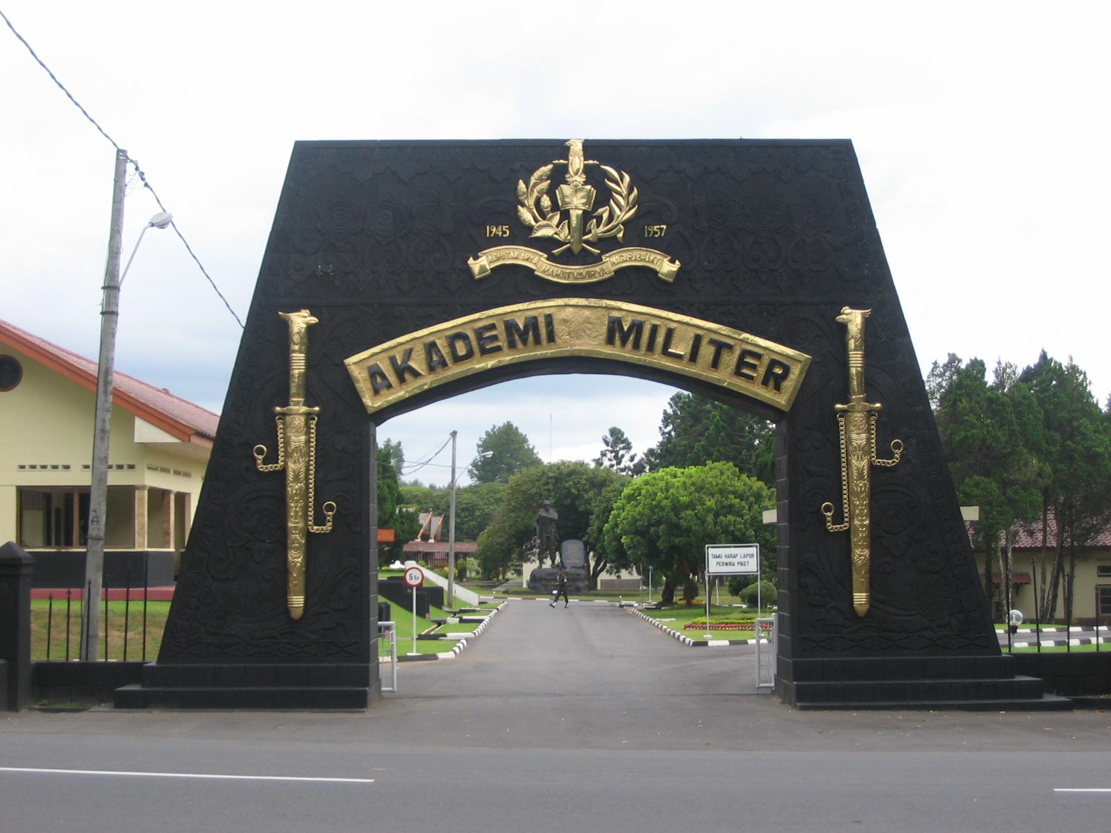 Pendaftaran Akademi Militer (AKMIL)