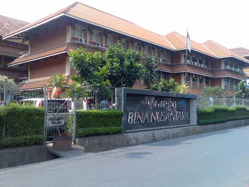 Biaya Kuliah Universitas Bina Nusantara (Binus) TA 2017 / 2018