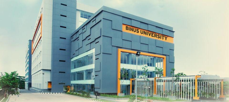 Pendaftaran Universitas Bina Nusantara (UBINUS) Jakarta