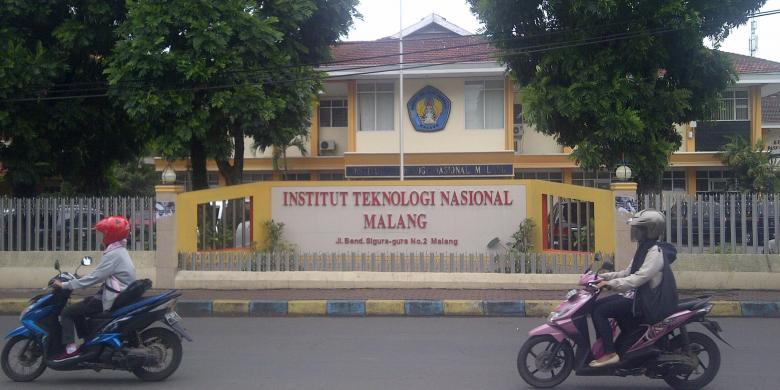 Pendaftaran Institut Teknologi Nasional (ITN) Malang 2017-2018