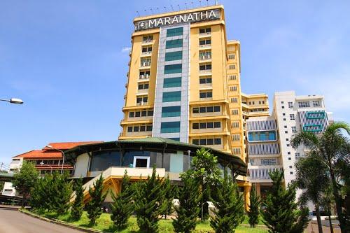 Beasiswa S1 2017 oleh Universitas Kristen Maranatha Bandung