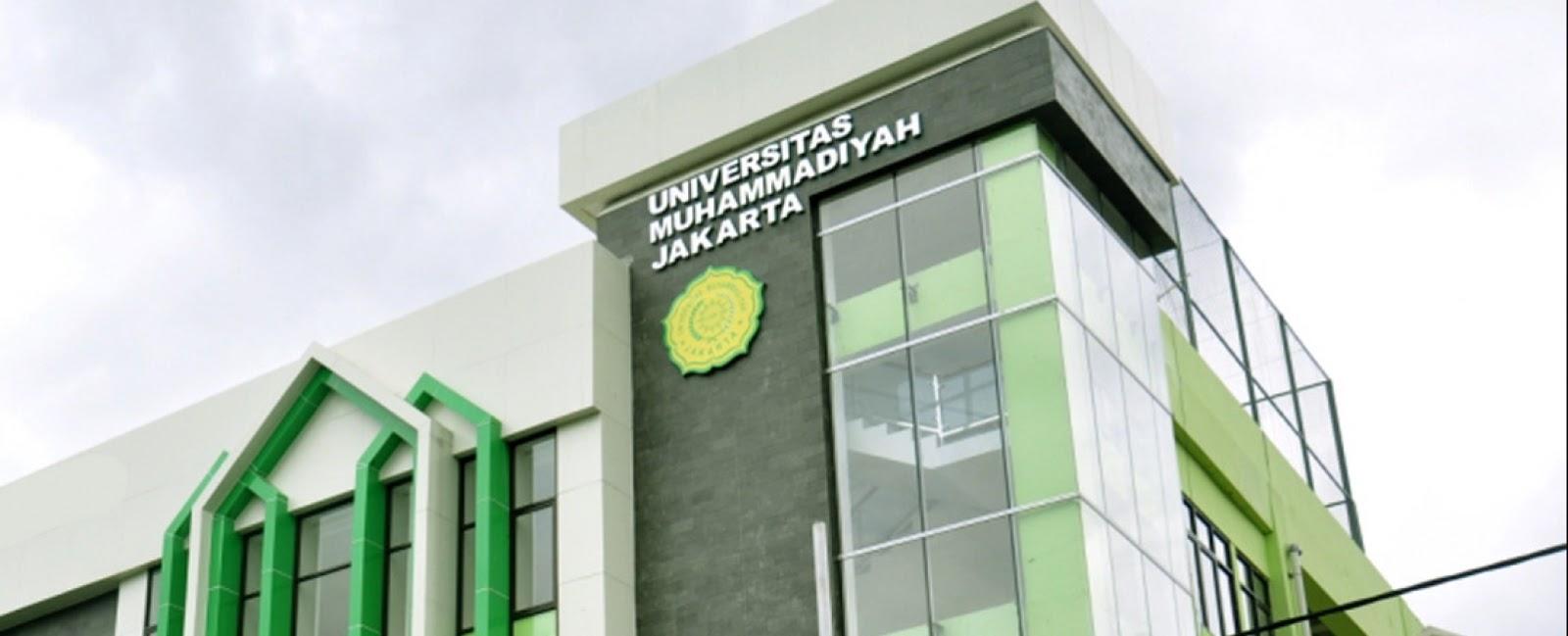 Biaya Kuliah Muhamadiah Jakarta (UMJ) 2017-2018