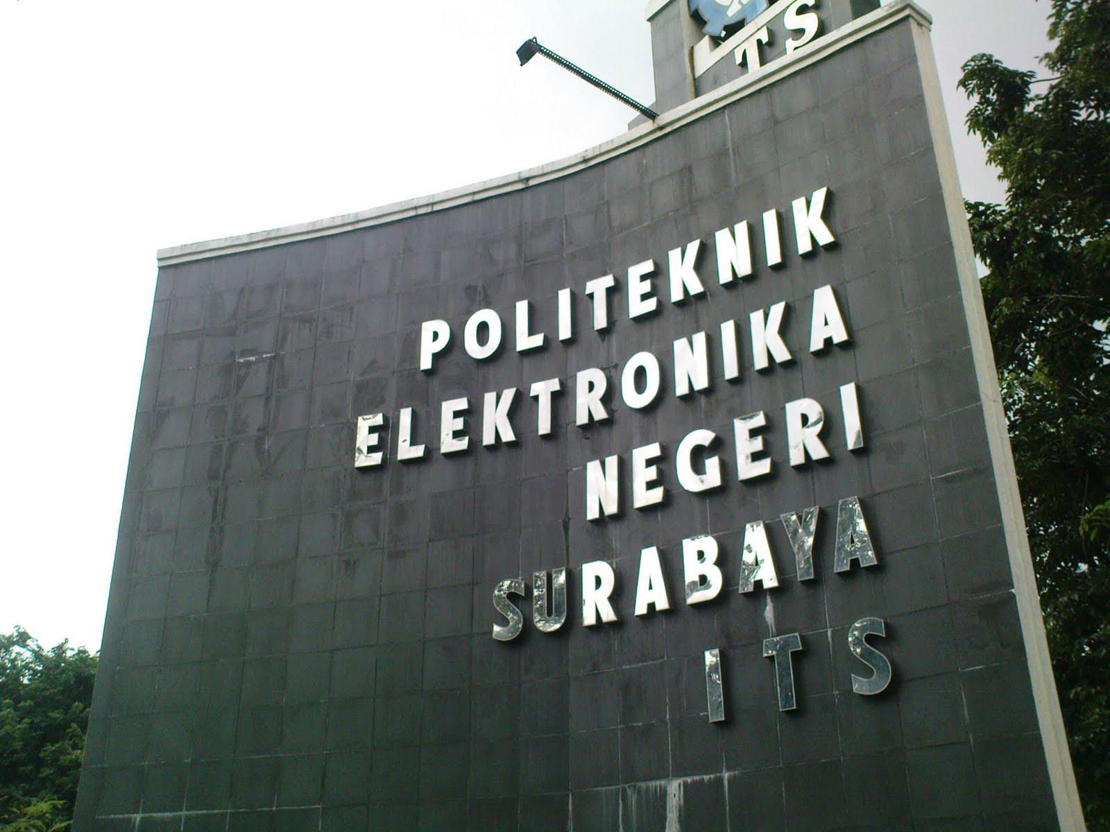 Biaya Kuliah Politeknik Elektronika Negeri Surabaya (PENS)