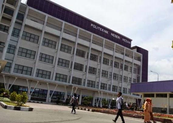 Pendaftaran Politeknik Negeri Medan (POLMED)