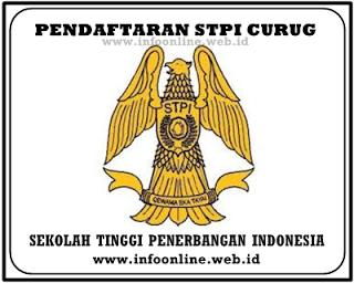 Pendaftaran Sekolah Tinggi Penerbangan Indonesia STPI Curug