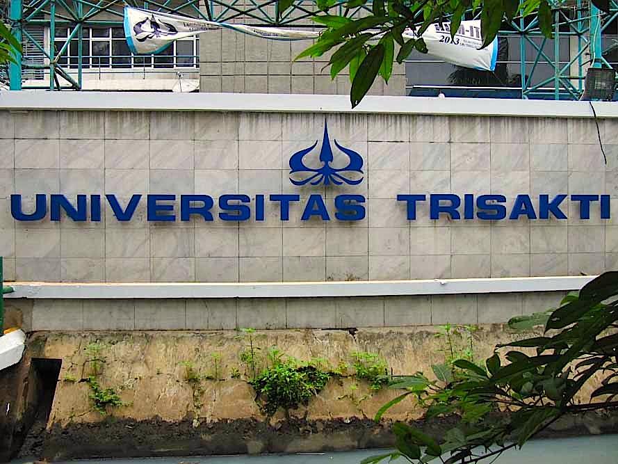 Biaya Kuliah Di Universitas Trisakti (UNSAKTI) TA 2016/2017