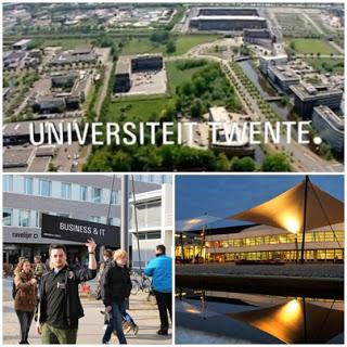 Beasiswa S2 Belanda oleh University of Twente