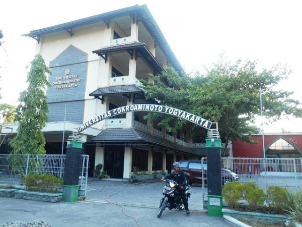 Pendaftaran Universitas Cokroaminoto Yogyakarta (UCY) TA 2017-2018