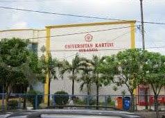 Pendaftaran Universitas Kartini (UK) Surabaraya