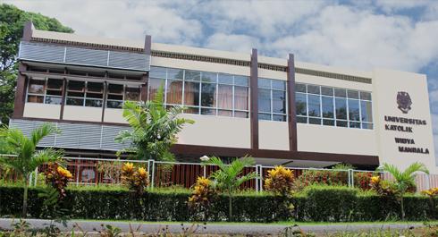 Pendaftaran Kuliah S2 Universitas Katolik Widya Mandala (UKWMS) Surabaya