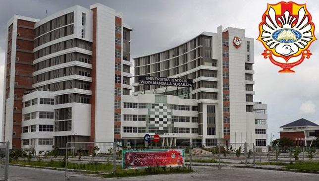 Pendaftaran Universitas Widya Mandala (UKWMS) Surabaya