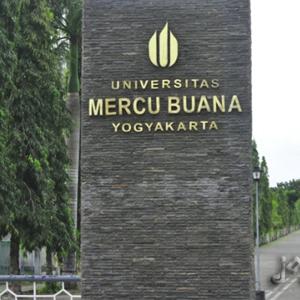 Biaya Kuliah S2 Universitas Mercu Buana Yogyakarta (UMBY) TA 2017-2018
