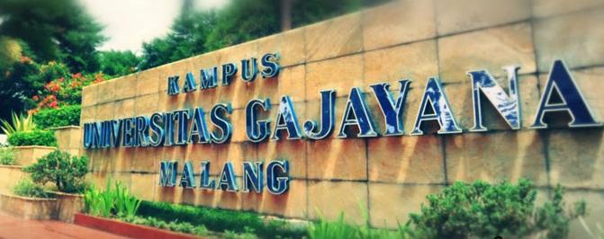 Pendaftaran Universitas Gajayana Malang (UNIGA)