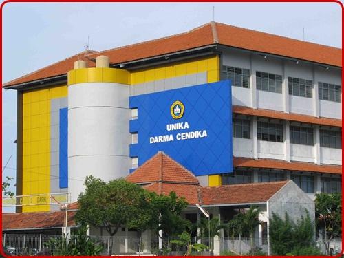 Biaya Kuliah Universitas Katolik Darma Cendika Surabaya