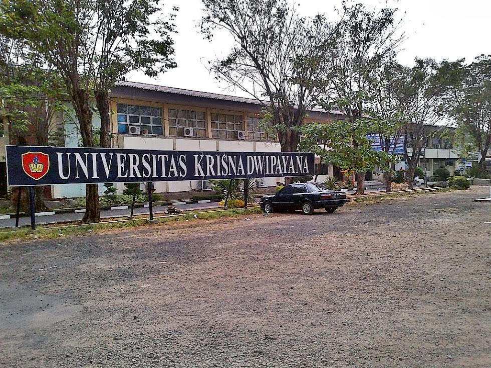 Pendaftaran Universitas Krisnadwipayana (UNKRIS) Jakarta