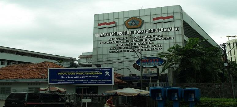 Biaya Kuliah Universitas Prof. Dr. Moestopo (UPDM) Jakarta