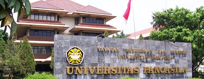 Biaya Kuliah Universitas Pancasila (UP) TA 2017-2018 Jakarta