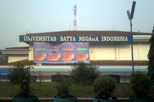Biaya Kuliah S2 Universitas Satya Negara Indonesia (USNI) Jakarta