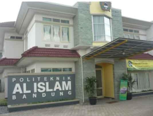 Pendaftaran Kuliah Politeknik Al-Islam Bandung, Bandung