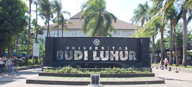 Pendaftaran Universitas Budi Luhur (UBL) 2017-2018