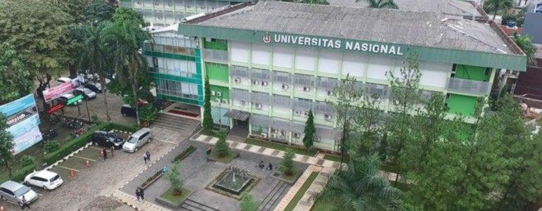 Biaya Kuliah S2 Universitas Nasional (UNAS) Jakarta Tahun 2019/2020