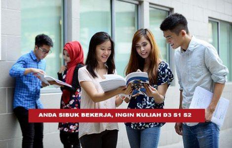 Kelas Karyawan S1 Manajemen USB Bandung