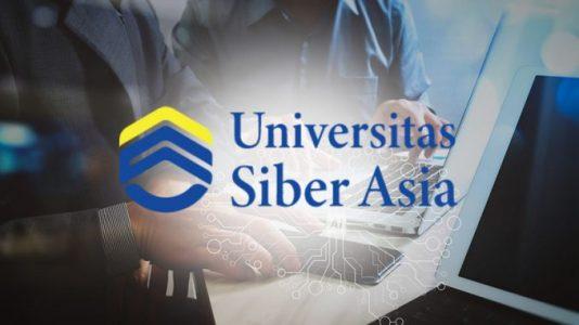 Pendaftaran Kuliah Universitas Siber Asia 2022/2023